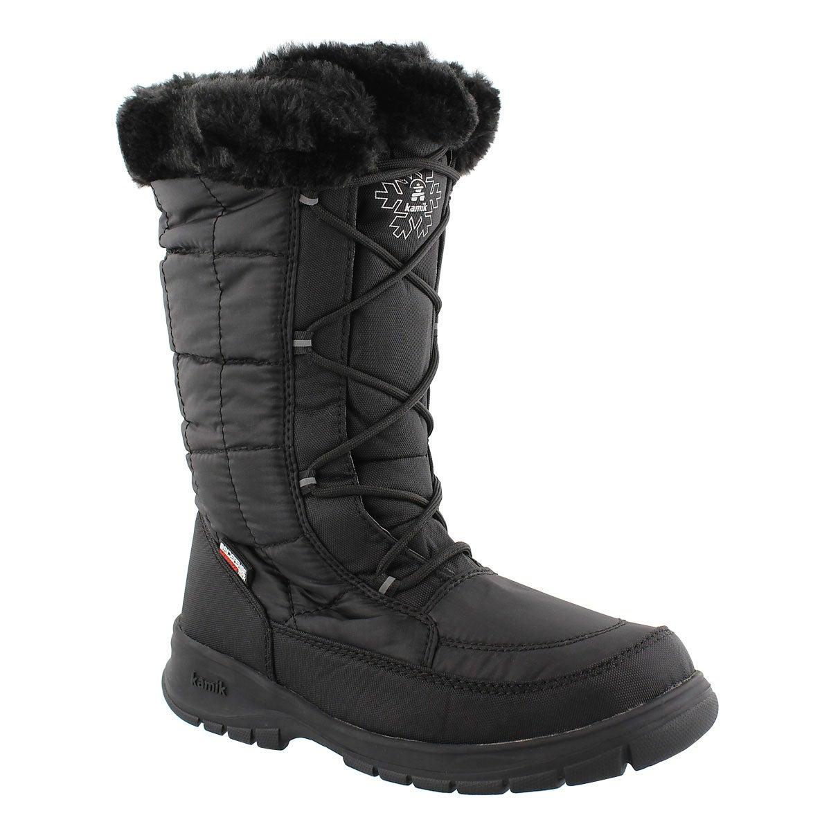 Kamik Women's New York 2 Waterproof Winter Boot- WIDE