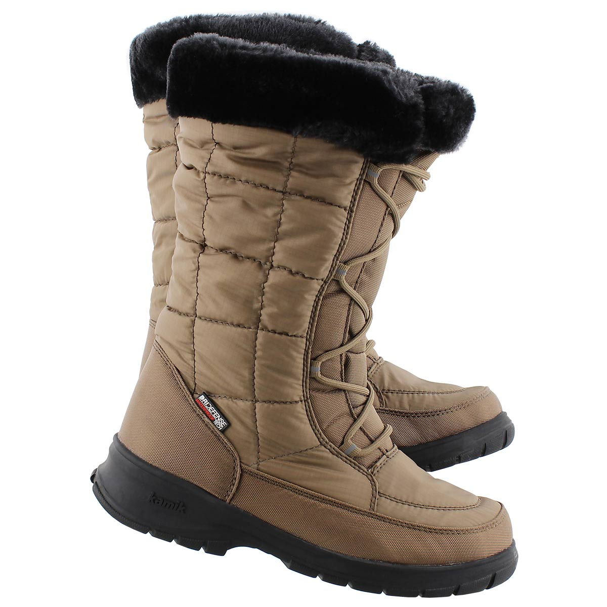 Womens Wide Width Winter Snow Boots | Santa Barbara Institute for ...