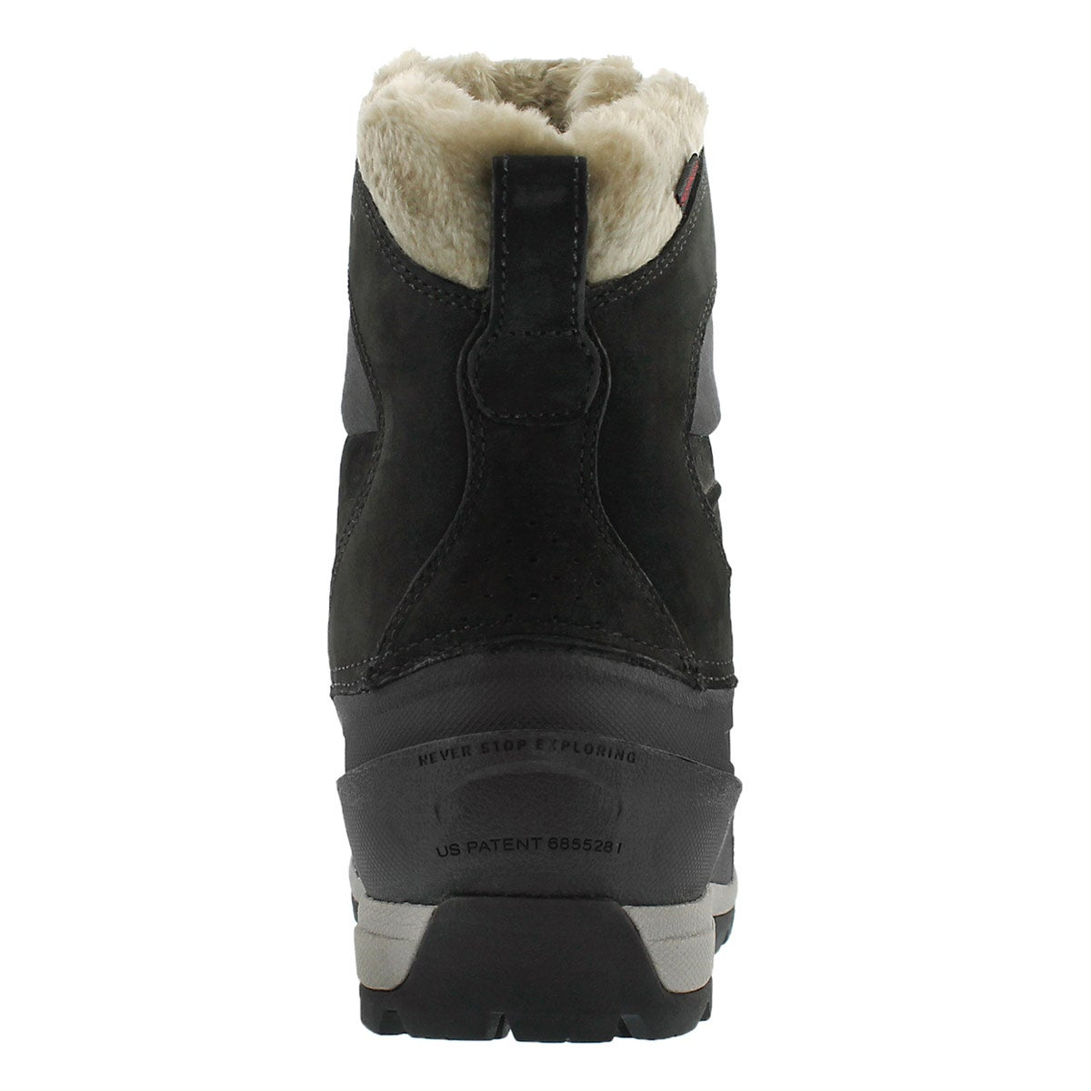 Lds Chilkat 400 black wtpf wntr boot