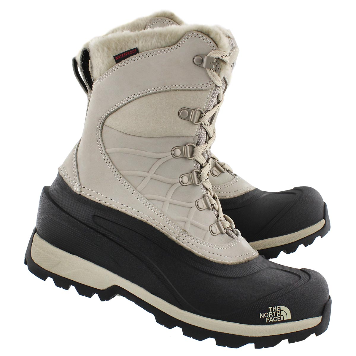 Lds Chilkat 400 taupe wtpf wntr boot