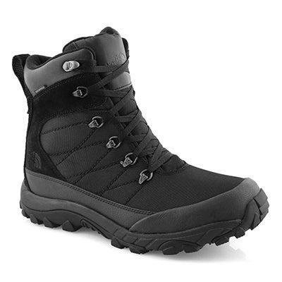 Mns Chillkat blk/blk wtpf snow boot