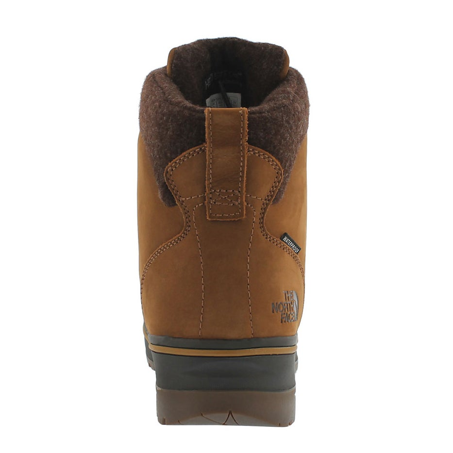 Mns Ballard Duck brown wtpf wntr boot