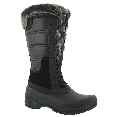 Lds Shellista II Tall black wntr boot