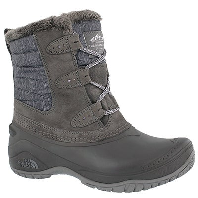 Lds Shellista II Shorty grey wntr boot