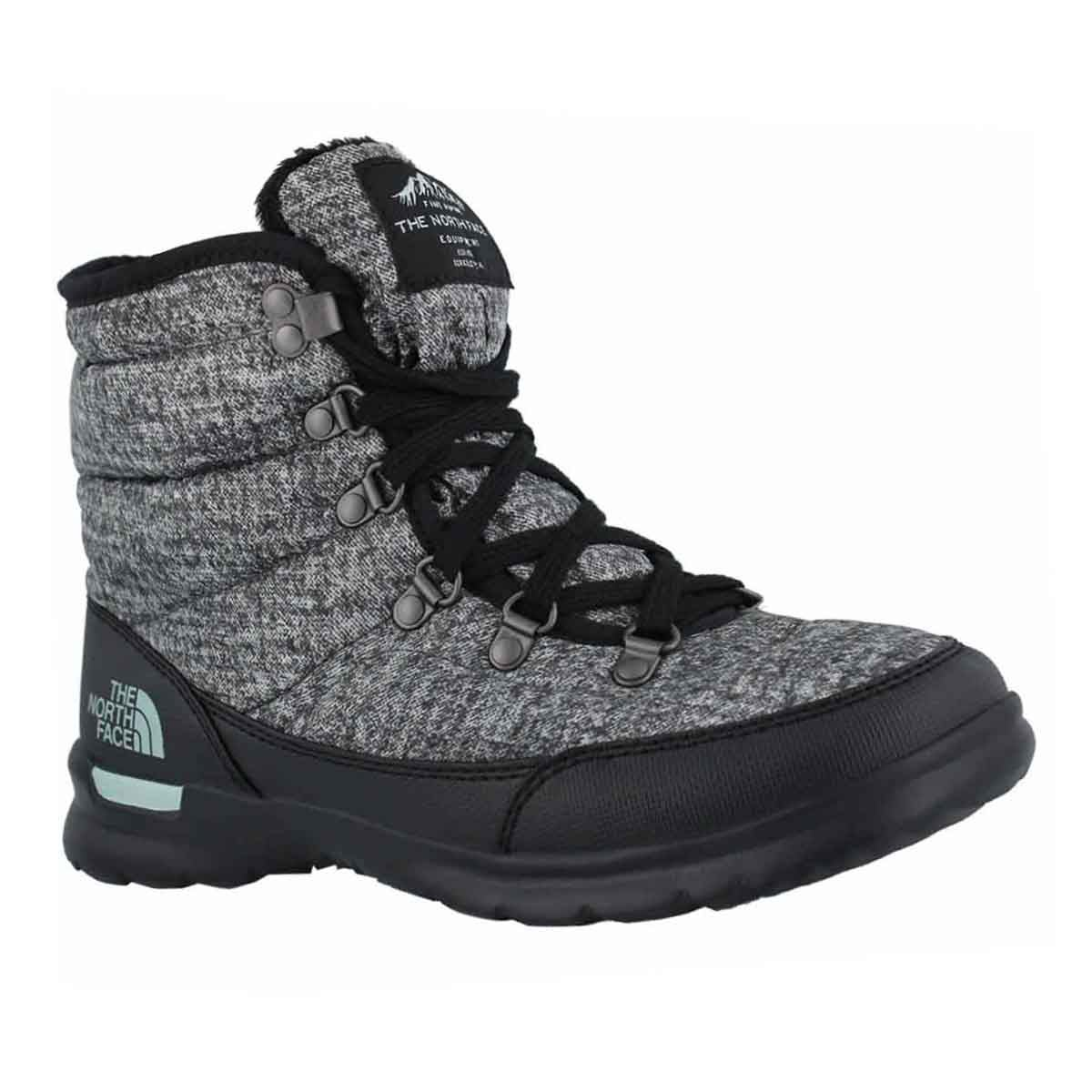 Lds ThermoBallLaceII houndstooth wp boot