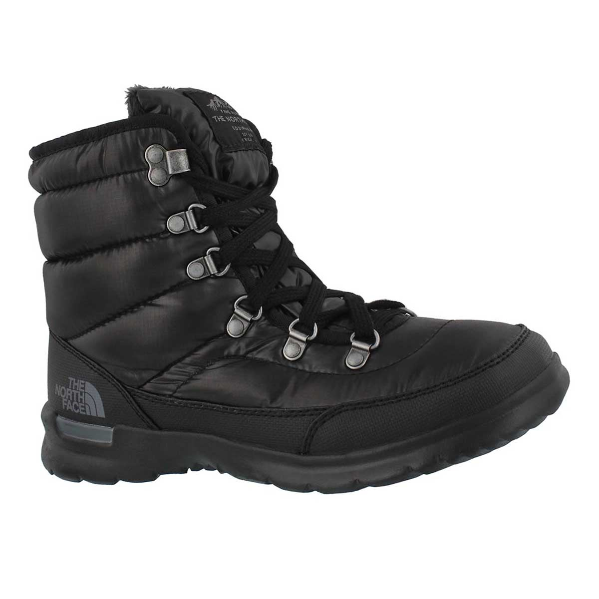 Lds ThermoBallLace II blk/gry wntr boot