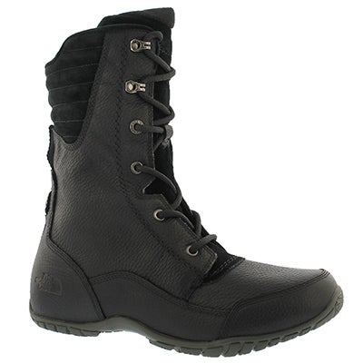 Lds Purna Love blk/gry wntr boot