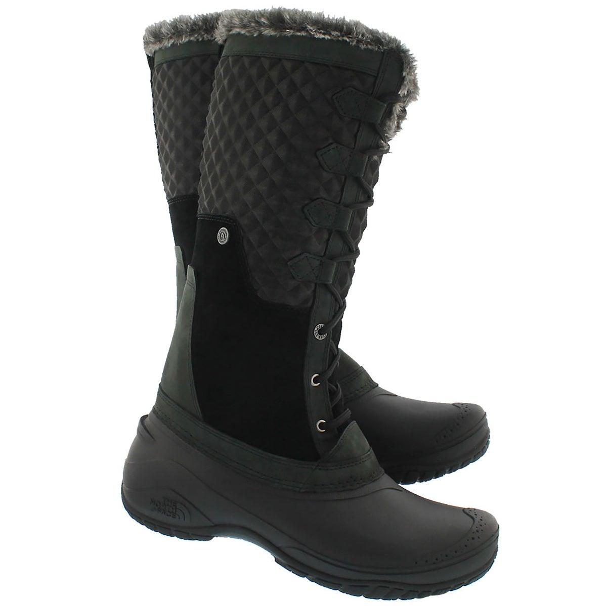 Lds Shellista III Tall black wntr boot