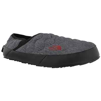 Mns ThermoBallTractionMuleIV gry slipper