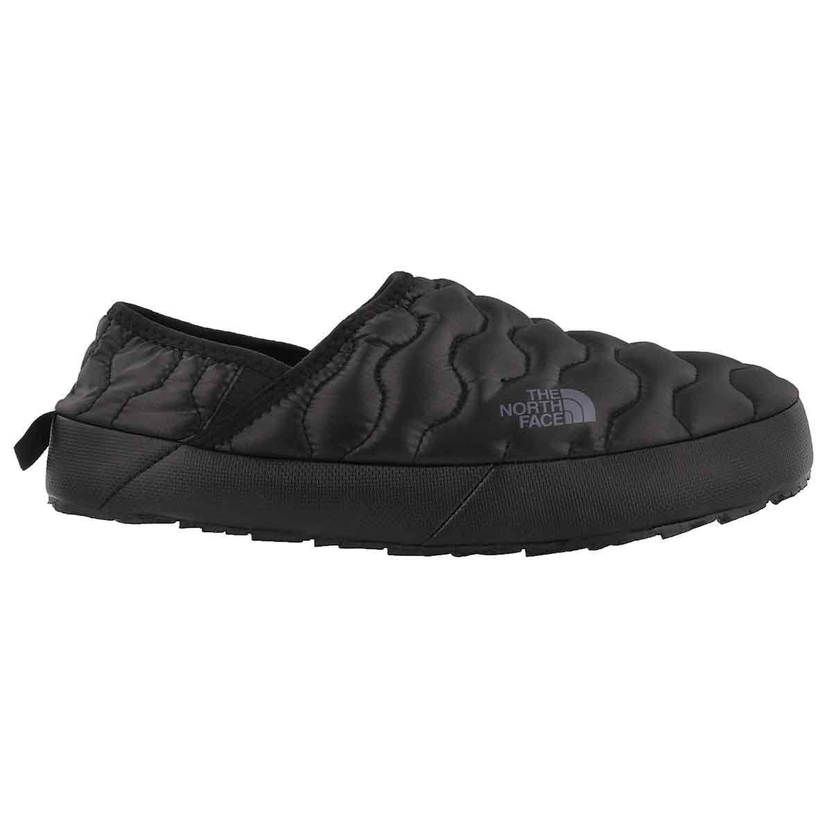 Mns ThermoBallTractionMuleIV blk slipper