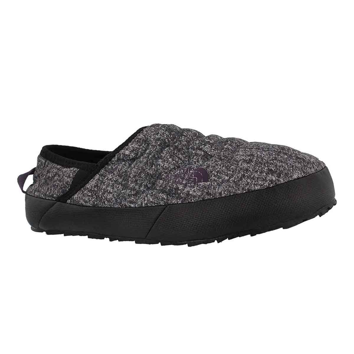 Women's THERMOBALL TRACTION MULE IV bk slippers