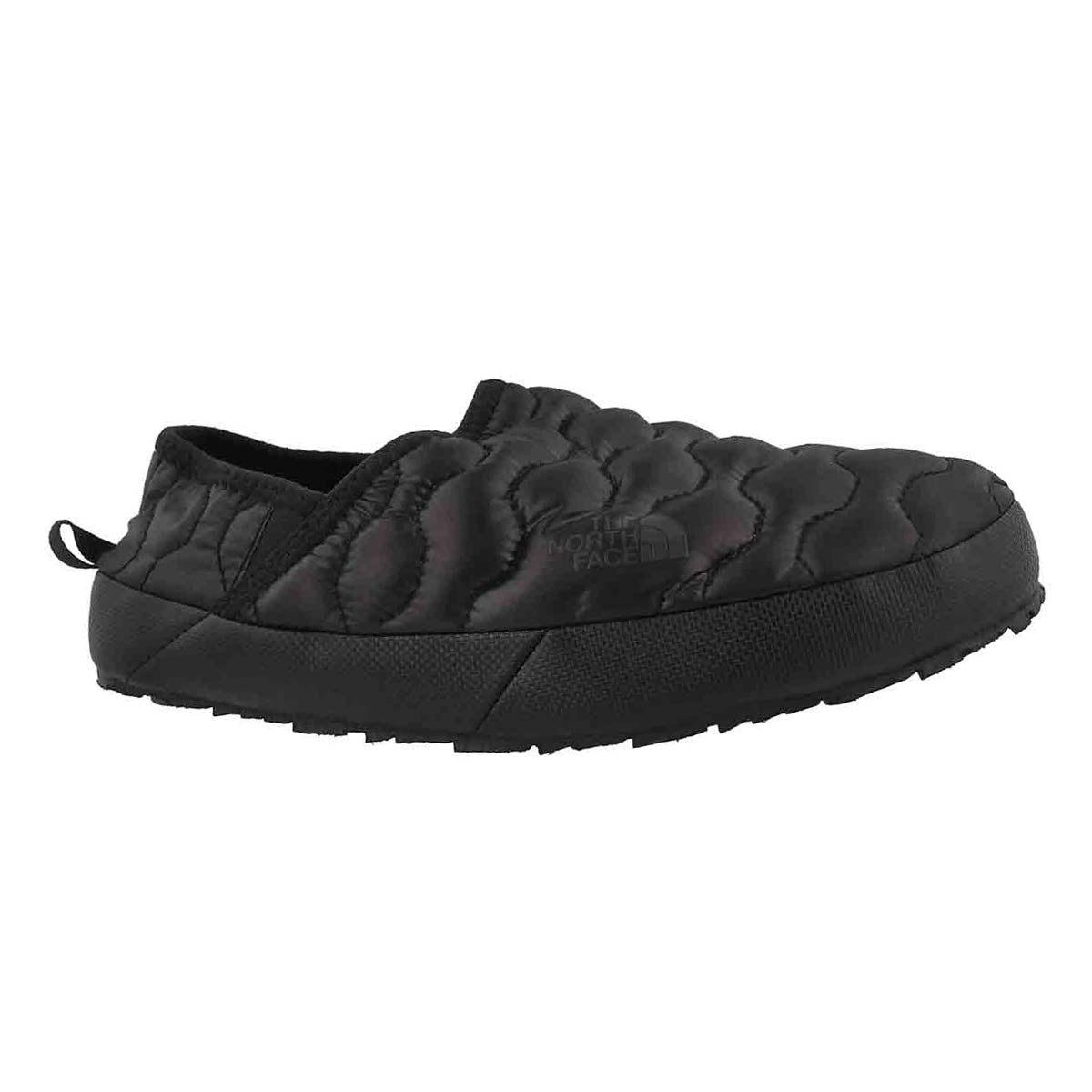Lds ThermoBallTractionMule IV bk slipper