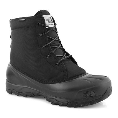 Mns Tsumoro Boot blk/gry wtpf snow boot