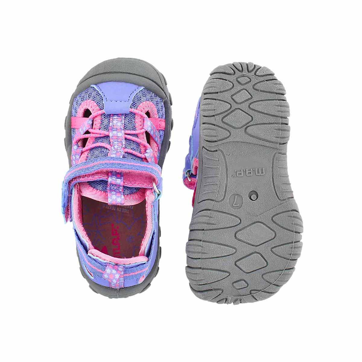 Sandale p�cheur NIAGARA, pervenche, b�b�