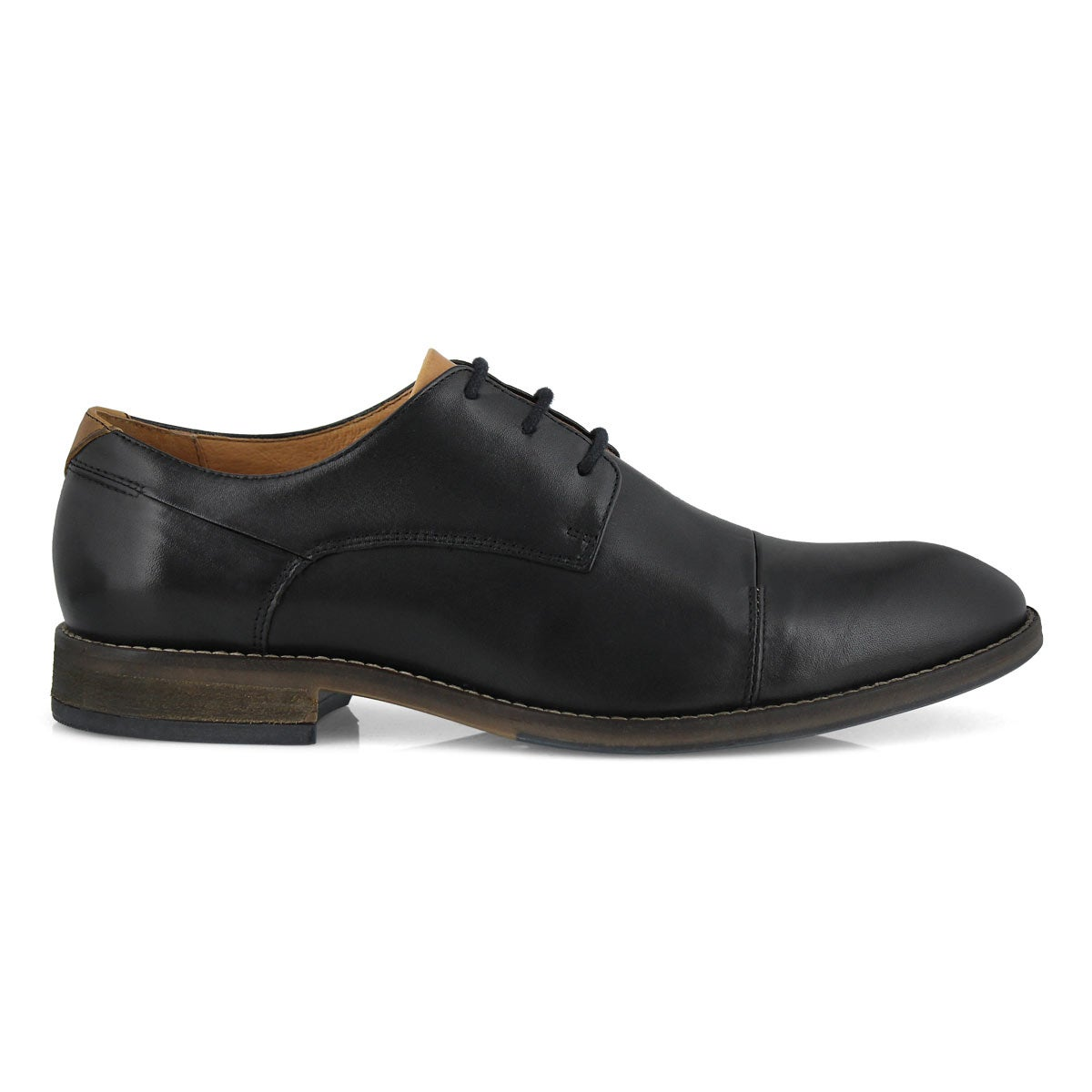 Mns Nielsen black dress oxford