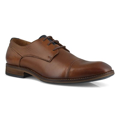 Mns Nielsen cognac dress oxford