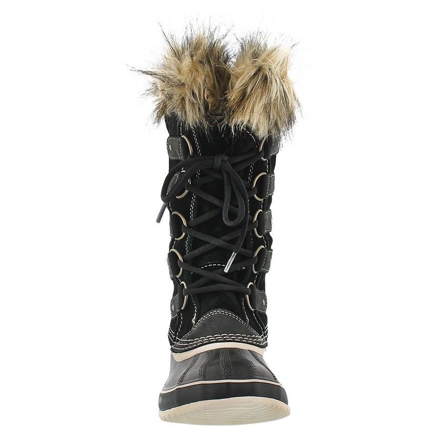 Lds Joan of Arctic blk winter boot