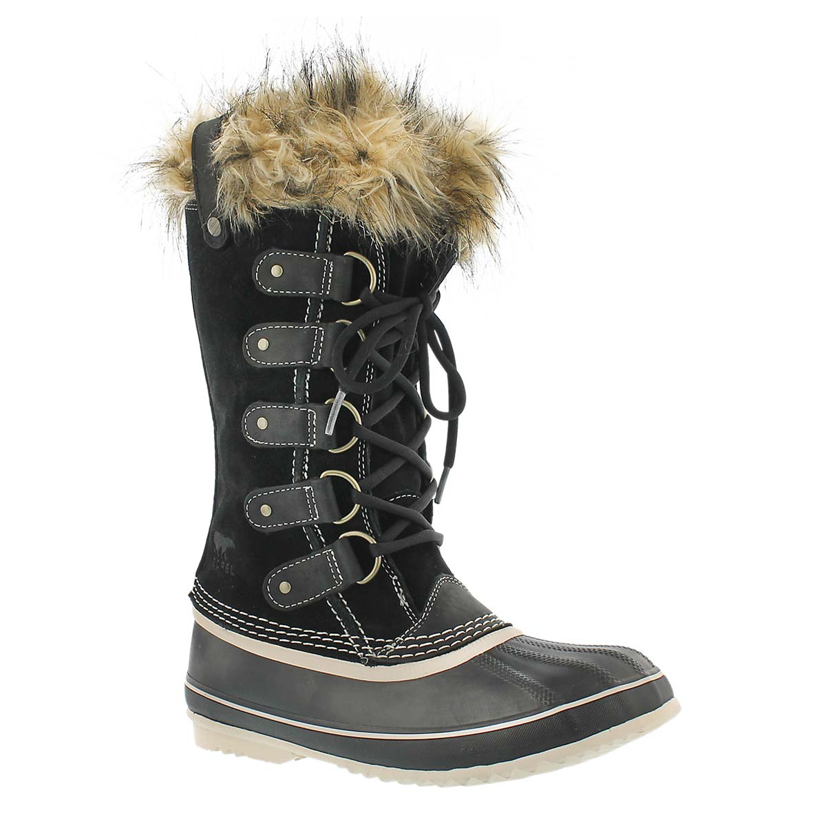 Botte d'hiver JOAN OF ARCTIC, noir, fem