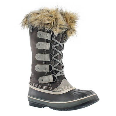 Sorel Women's JOAN OF ARCTIC shale winter boots