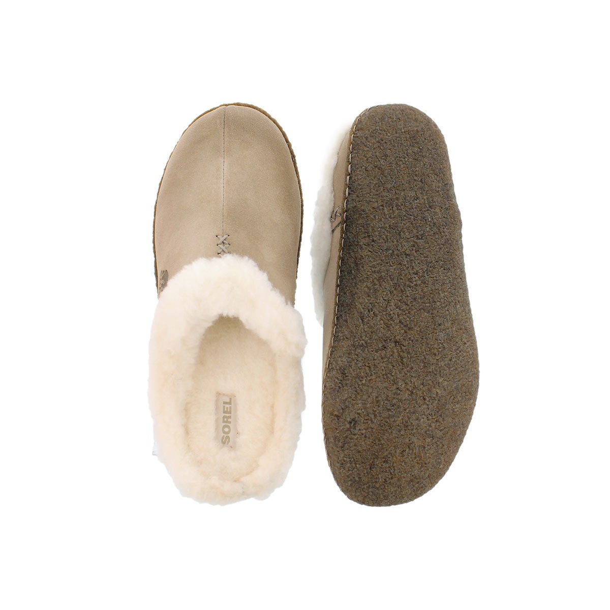 Lds Nakiska Slide incense suede slipper