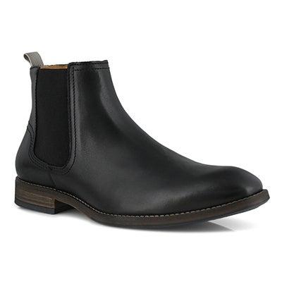 Mns Nobasis black chelsea boot