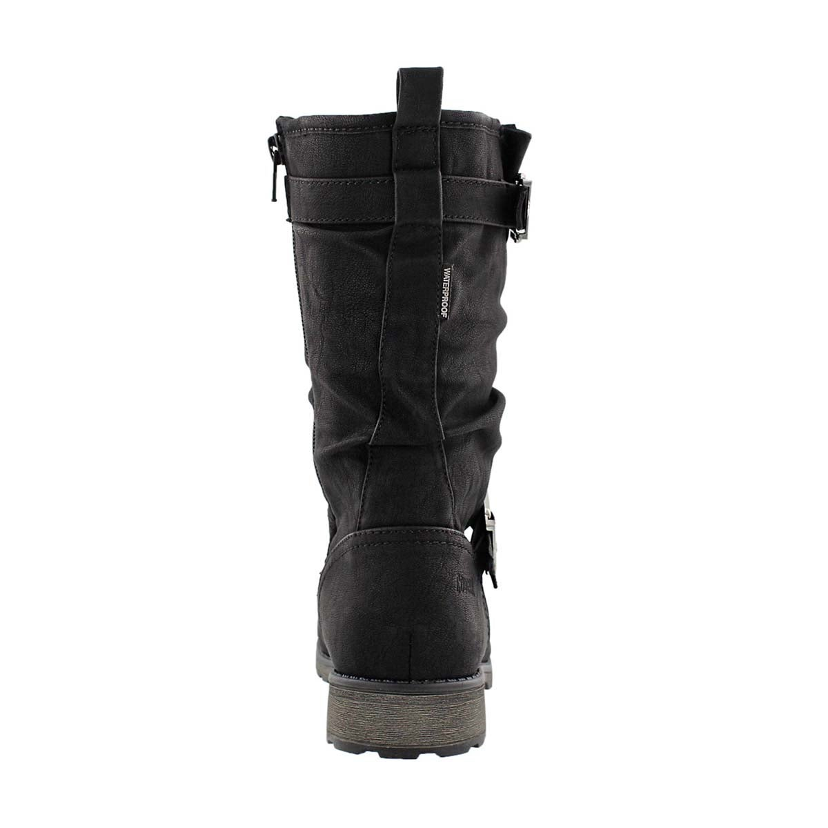 Grls Nota blk wpf casual boot