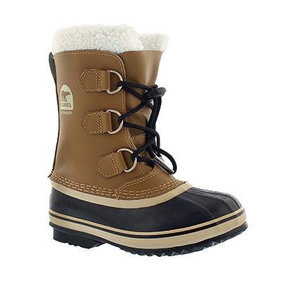 Sorel Boys' YOOT PAC TP mesquite waterproof winter boots