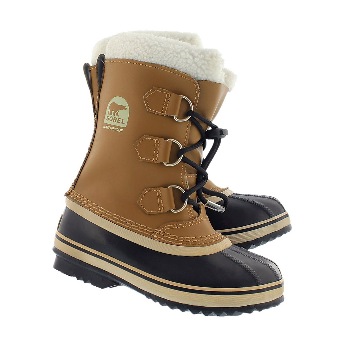 Bys Yoot Pac TP mesqt wtpf winter boot