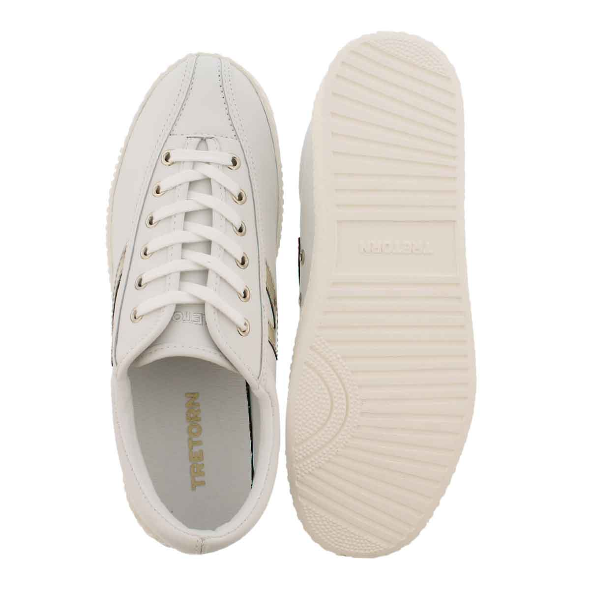 Lds Nylite 2 Plus white/gold sneaker