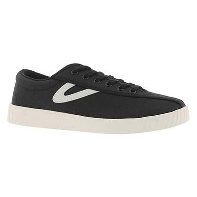 Lds Nylite Plus black/white sneaker