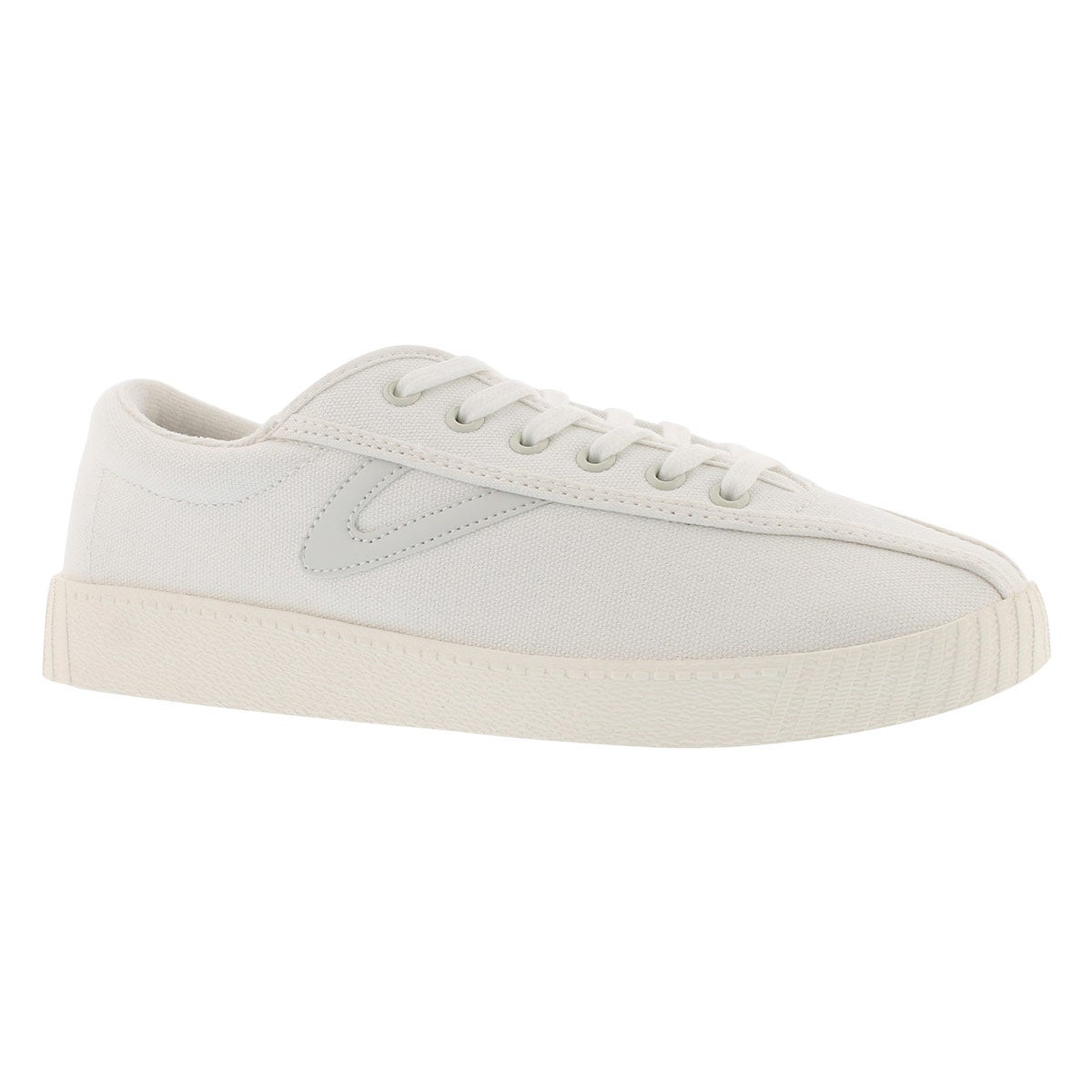 Women's NYLITE PLUS white sneakers