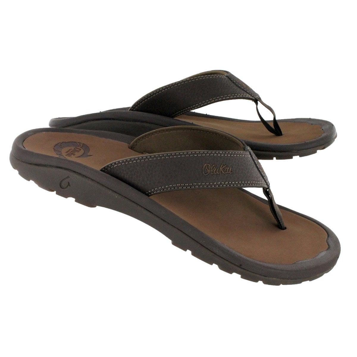 Sandale tong OHANA, java fonc�, hommes