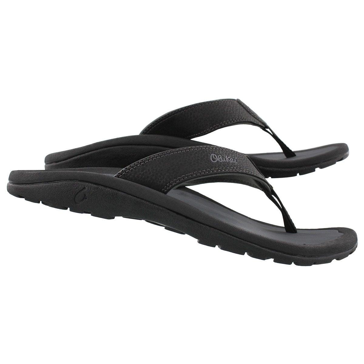 Mns Ohana blk/shadow thong sandal