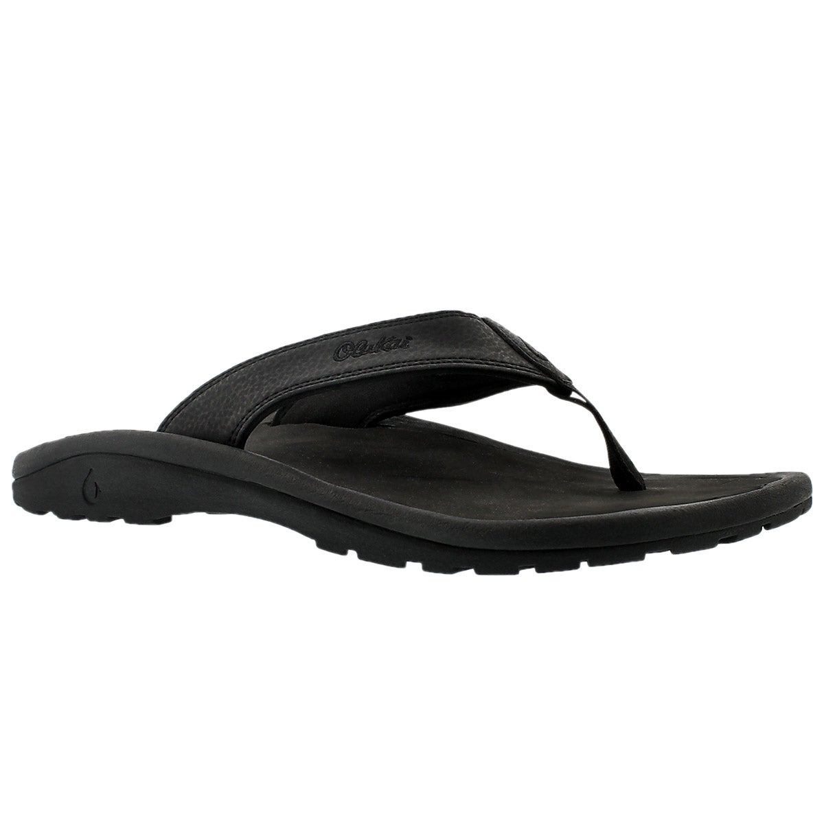 Men's OHANA black thong sandals
