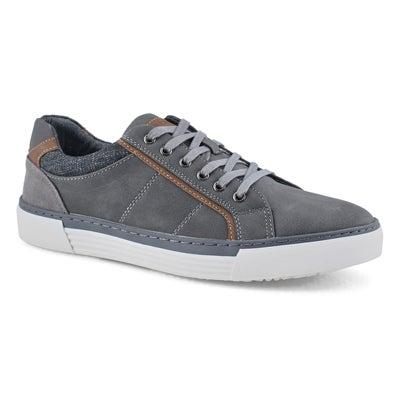 Mns P-Ticker grey lace up sneaker