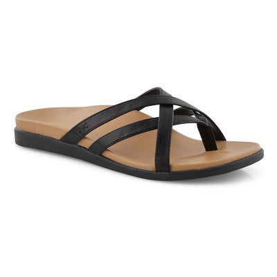 Lds Palm Daisy black arch support thng