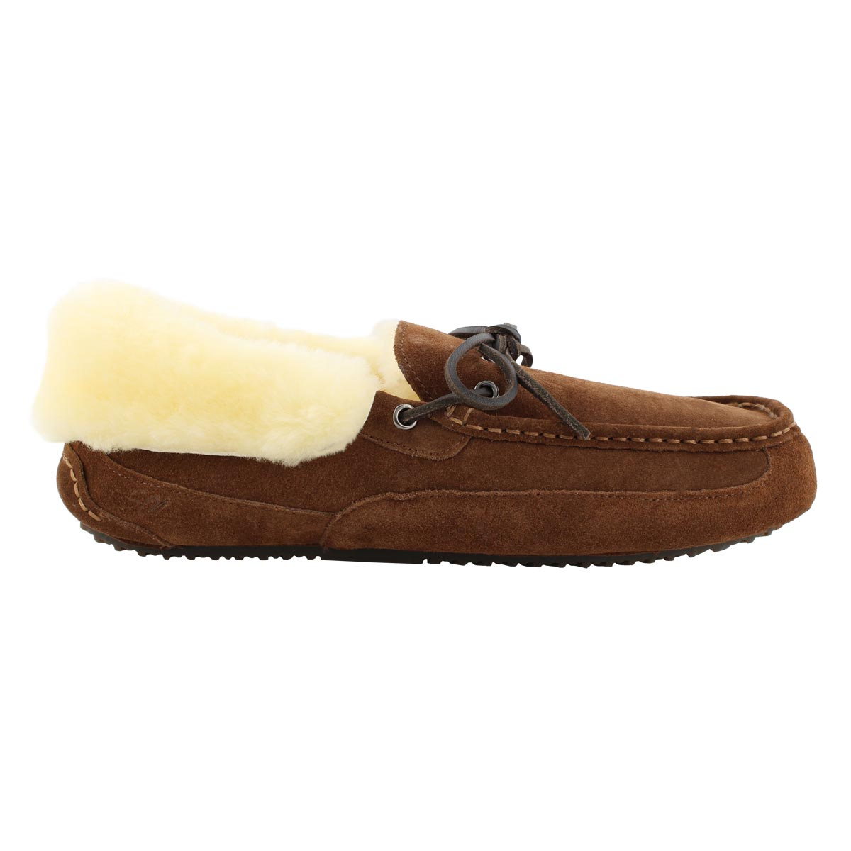 Mns Patrick II spice shearling lined moc