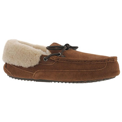 Mns Patrick spice shearling lined moc