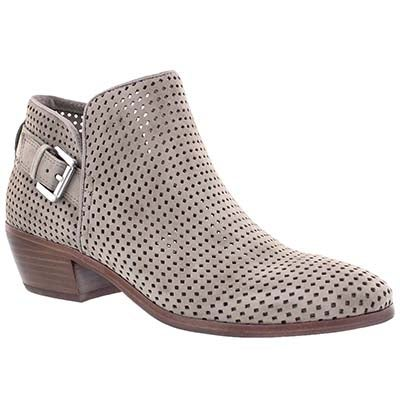 Lds Paula putty casual booties