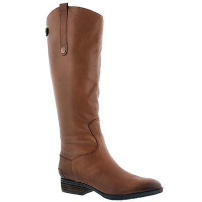 Sam Edelman Women's PENNY whiskey tall riding boots