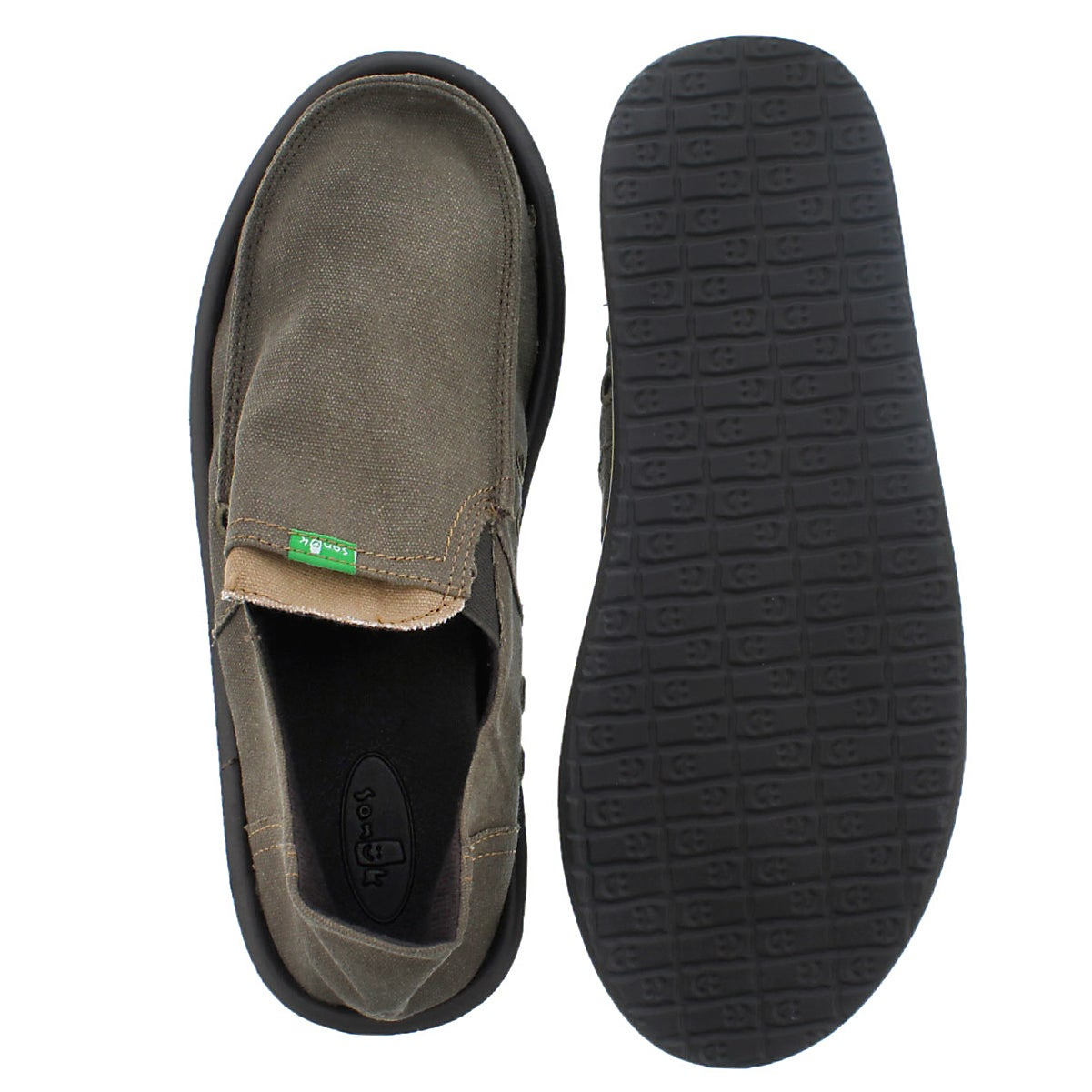 Mns Pick Pocket brown slip on shoe