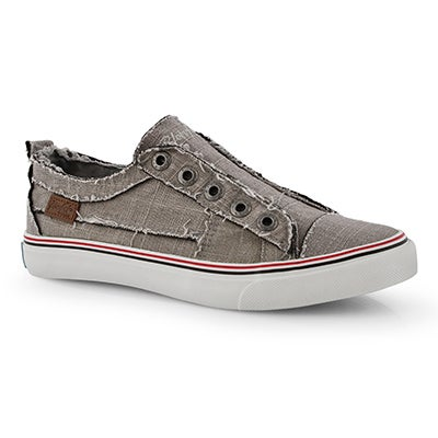 Lds Play grey fashion sneakers