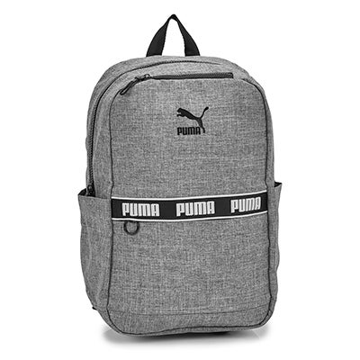 Unisex Linear grey backpack