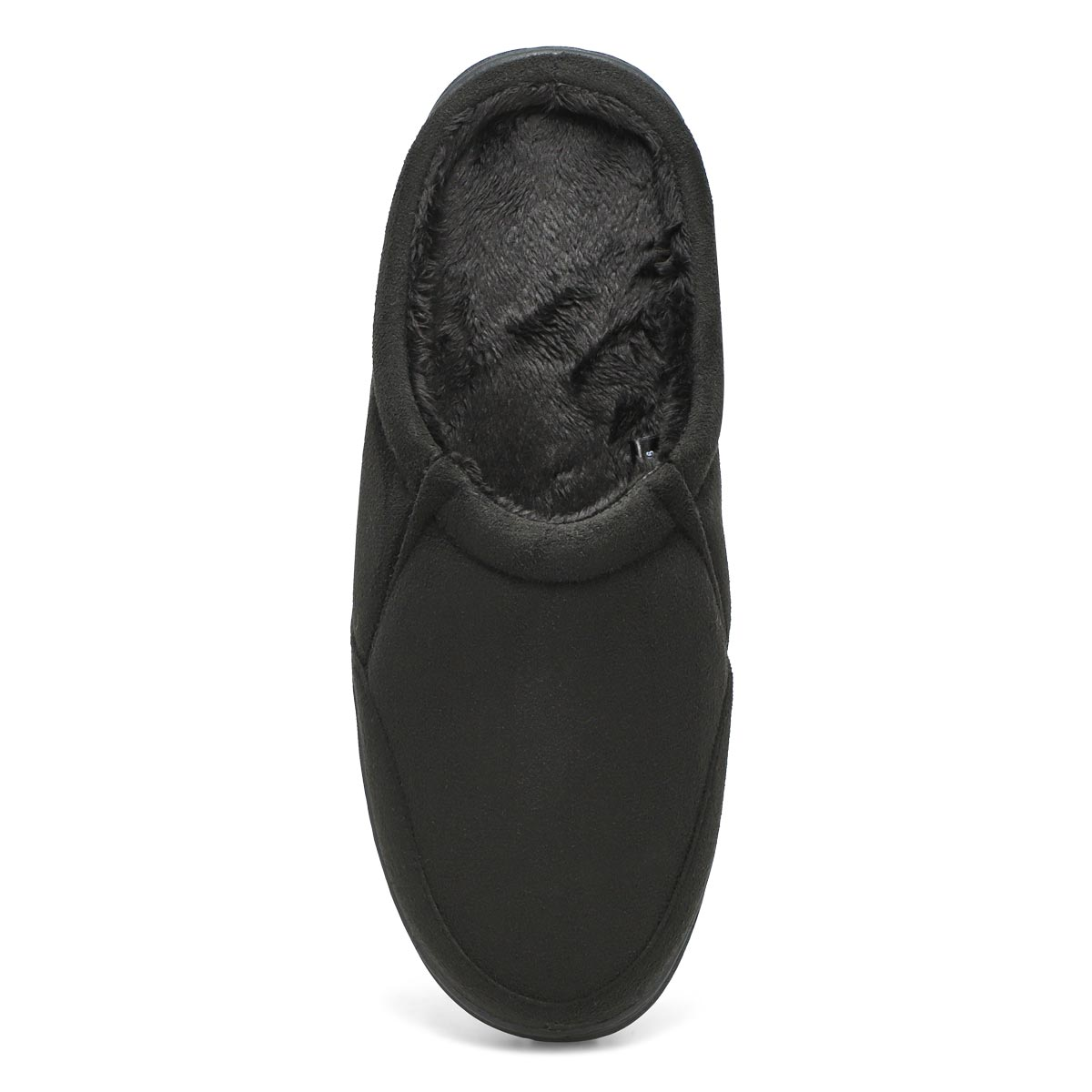 Mns Polar II black open back slipper