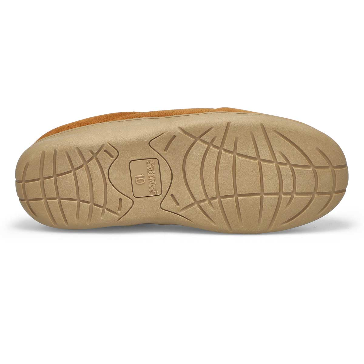 Mns Polar II spice open back slipper
