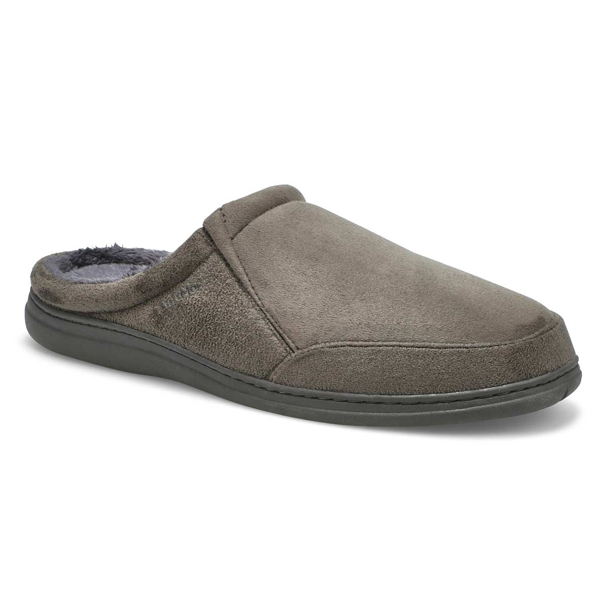 Mns Polar II charcoal open back slipper