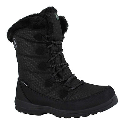 Lds Polar Joy black winter boot