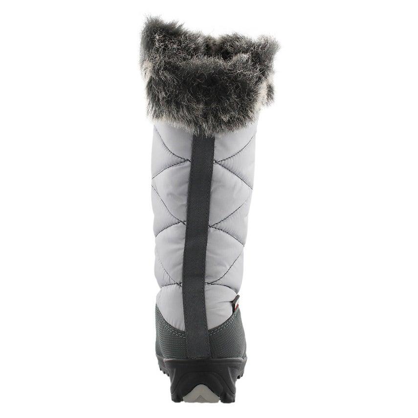 Bottes hiver imp. Porto, gris, femmes