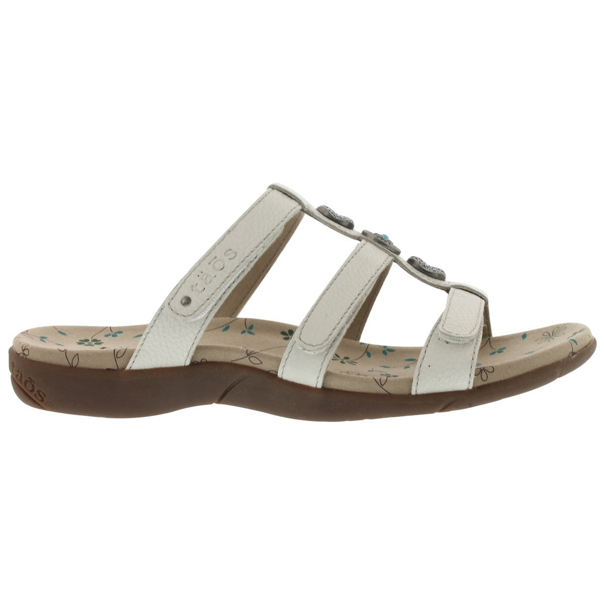 Lds Prize 2 white casual sandal