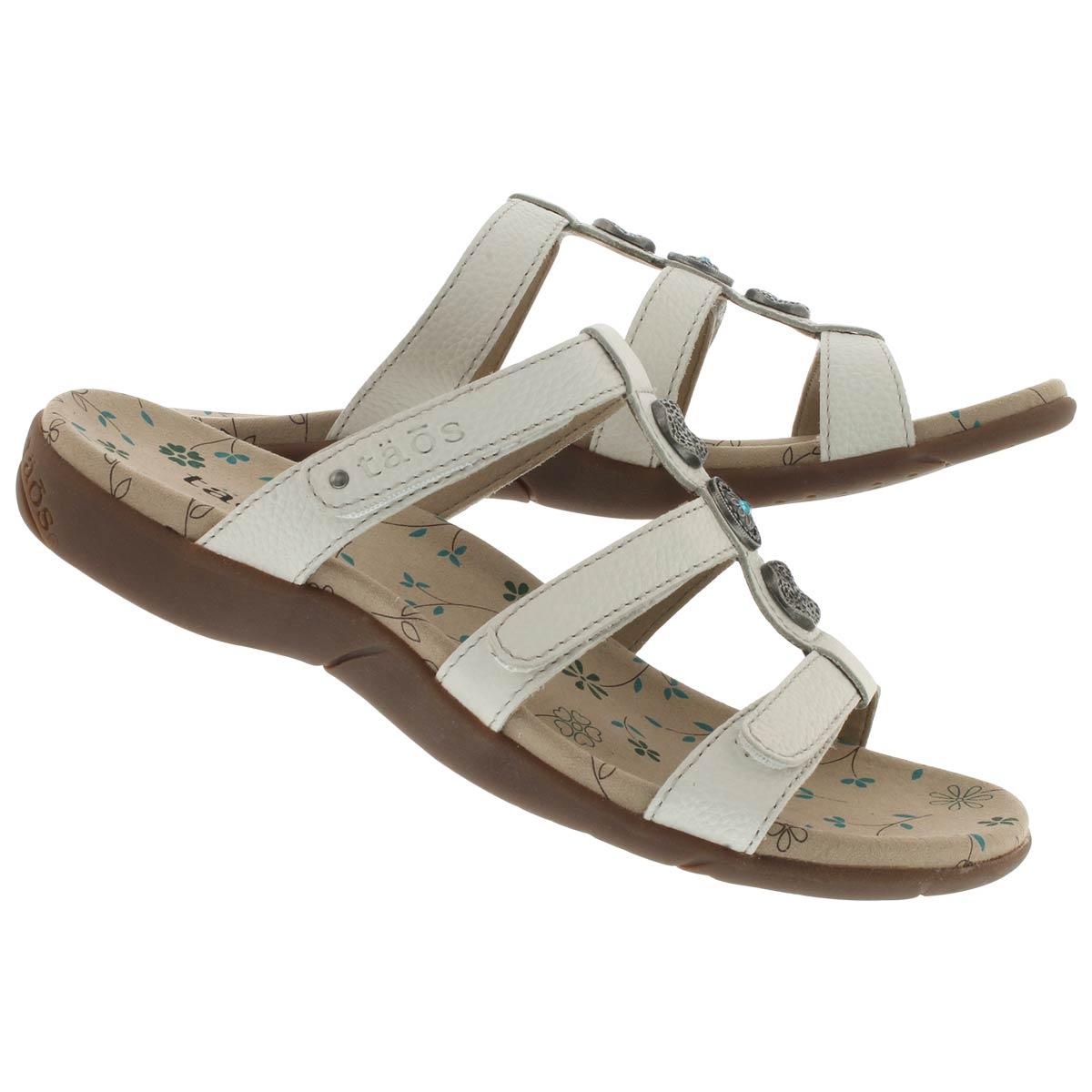 Sandale blanc PRIZE 2, fem